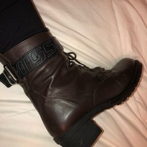 Miss sixty booties